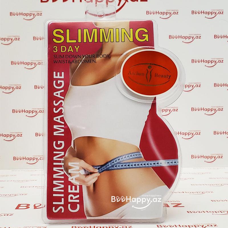 Slimming 3 day - Arıqladıcı krem