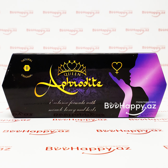 Aphrodite N6 - Qadın ehtiras macunu