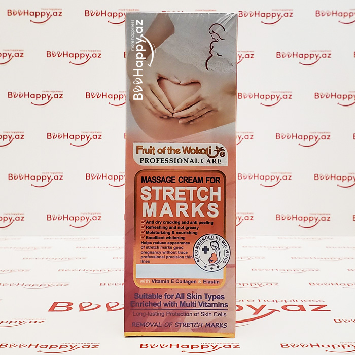 Stretch Marks Cream - Çat kremi