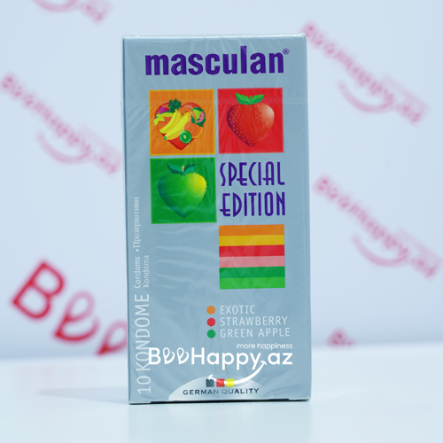 Masculan Special Edition N10