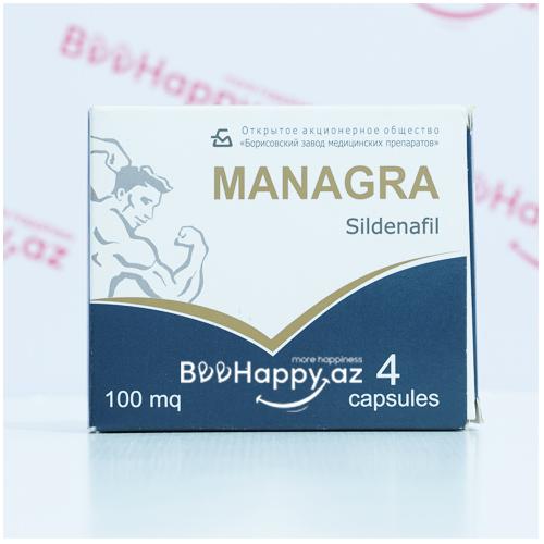 Managra 100mg N4