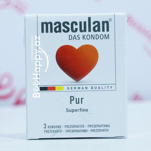Masculan Pur  N3