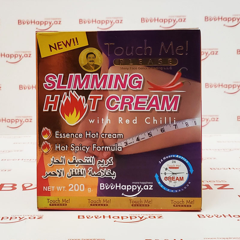 Slimming cream - Arıqlama kremi