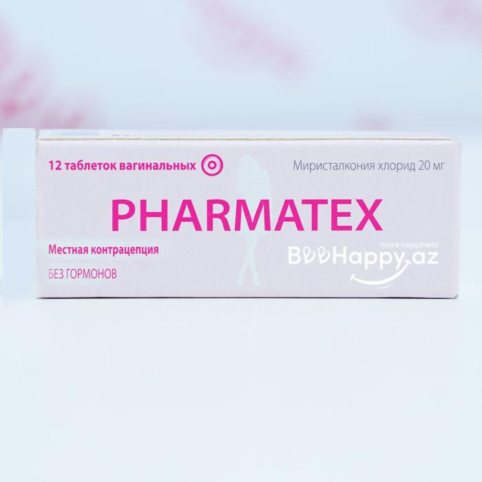 Pharmatex 20mq N12