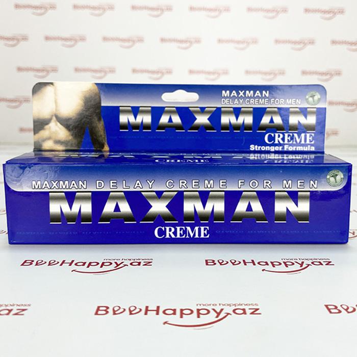 Maxman Krem - Penis böyüdücü
