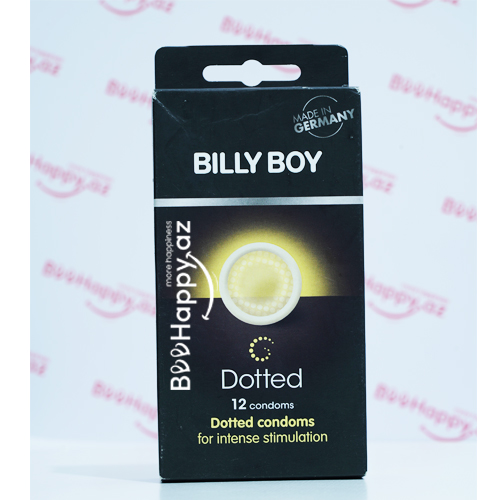 Billy Boy Dotted N12