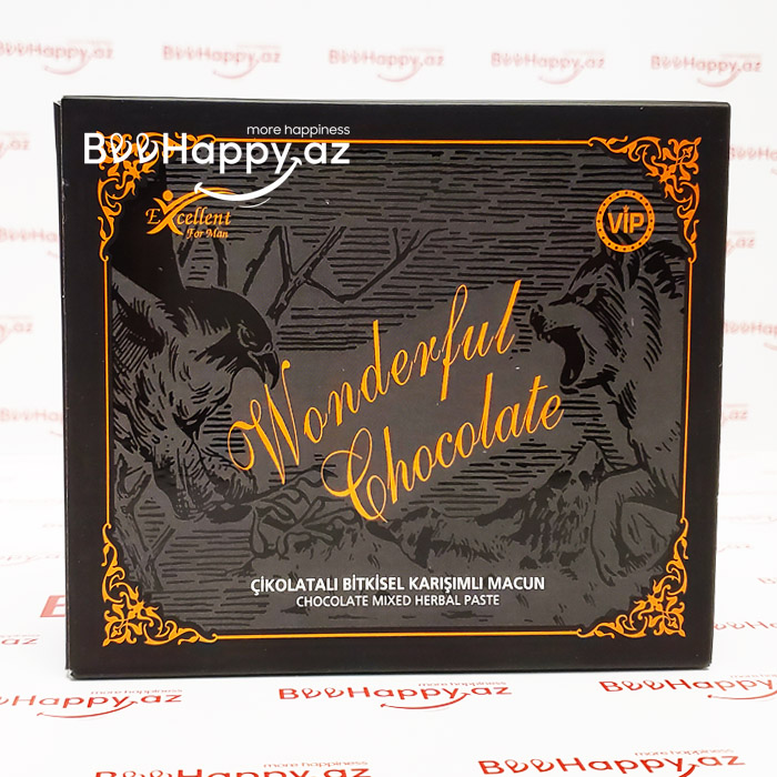 Wonderful Chocolate N12 - Gecikdirici macun
