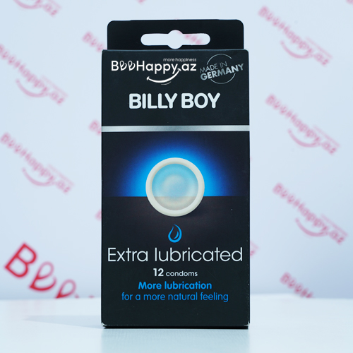 Billy Boy Extra lubricated N12