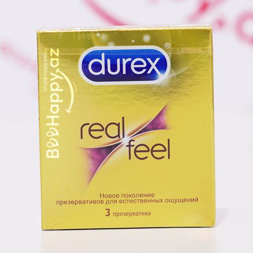 Durex RealFeel N3